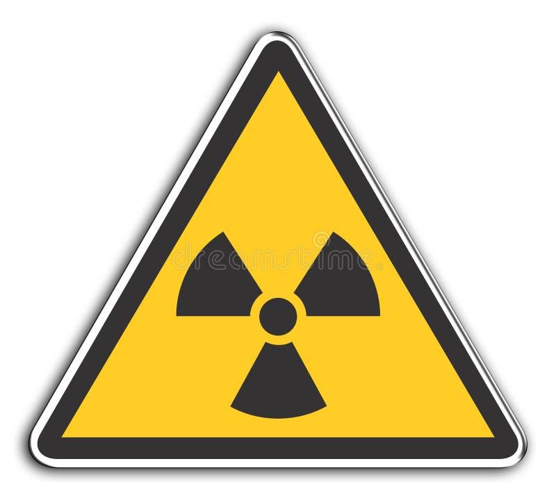 радиоактивно стоковое изображение