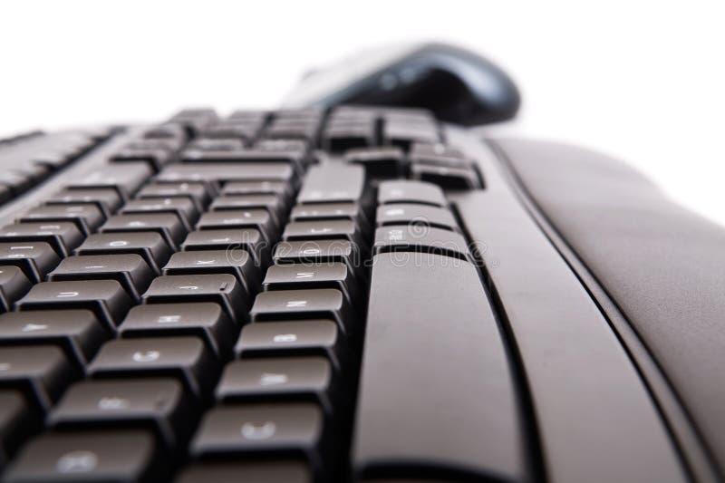радиотелеграф клавиатуры Стоковое Фото