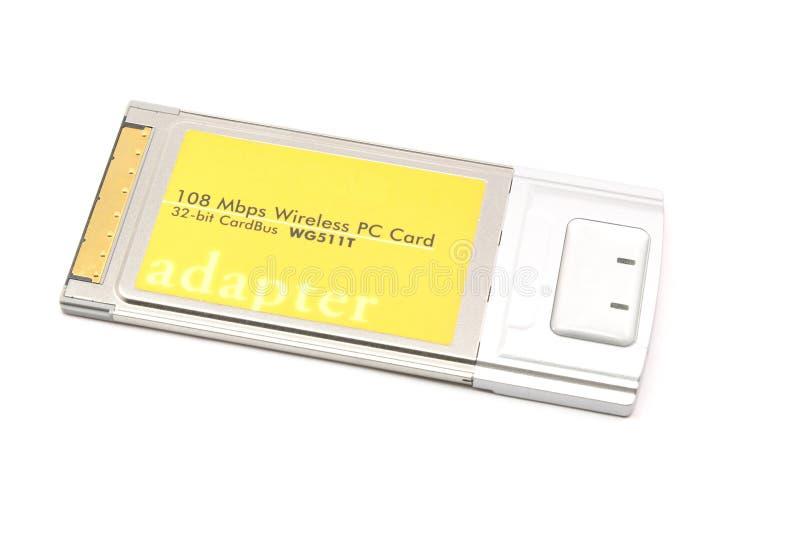 радиотелеграф ПК карточки стоковое фото