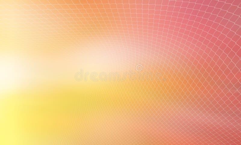 радиотелеграф сети иллюстрация штока