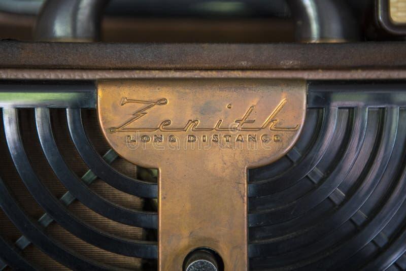Радио дальнего расстояния зенита стоковые фотографии rf