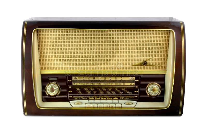 радио ретро стоковая фотография rf