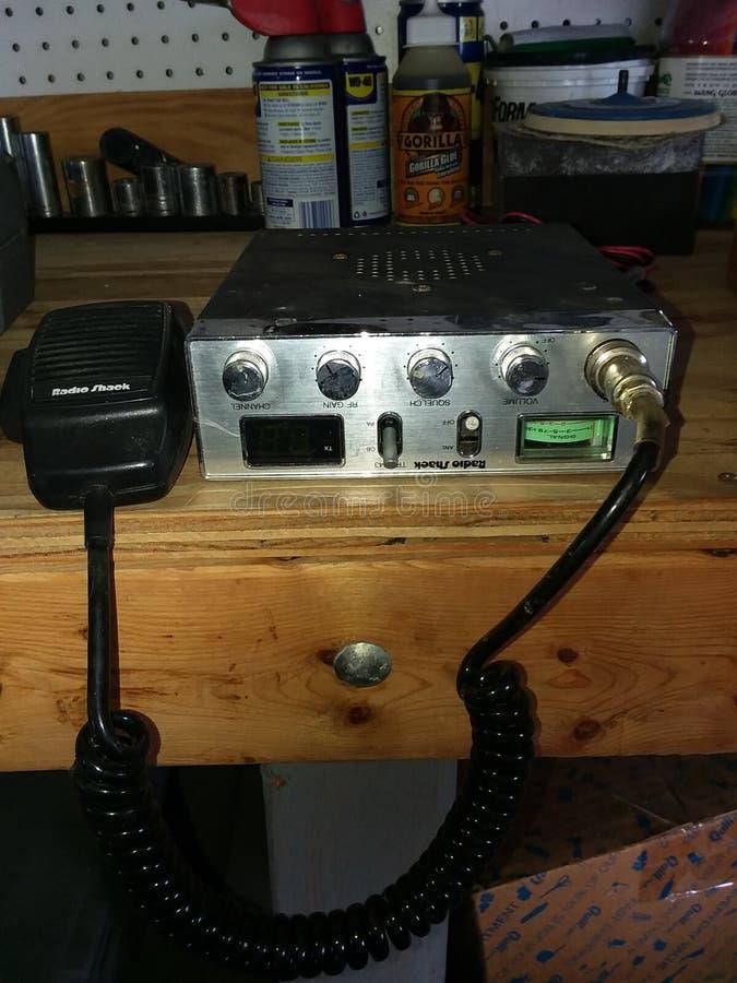 Радио CB стоковое фото