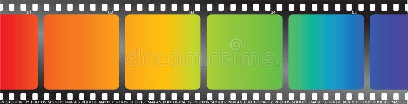 радуга пленки бесплатная иллюстрация
