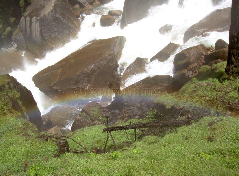 радуга 2 падений весенняя стоковая фотография
