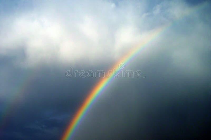 радуга стоковое фото rf
