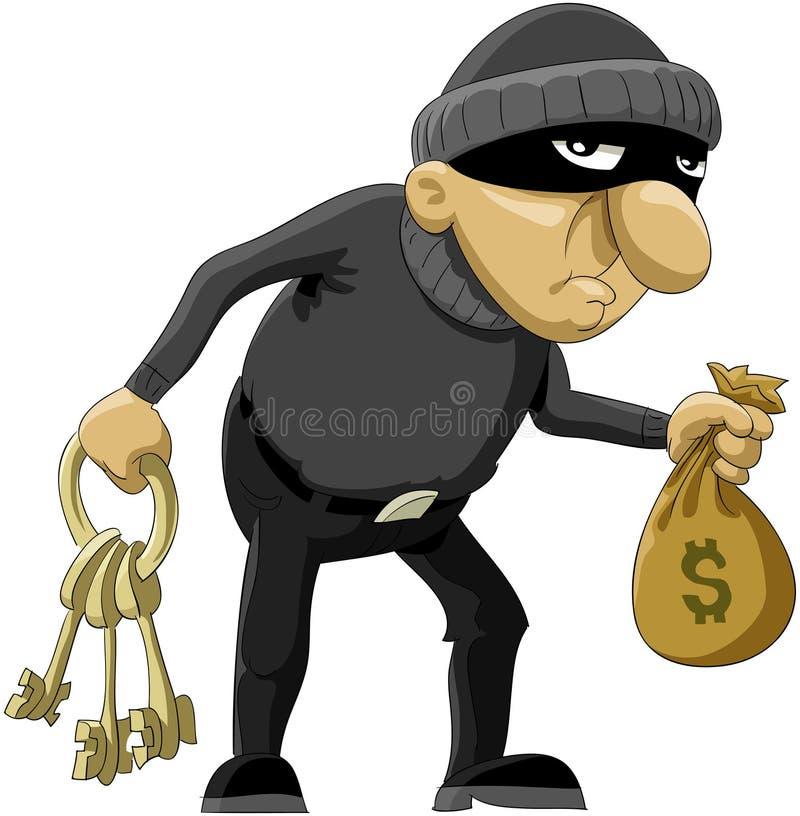 разбойник бесплатная иллюстрация