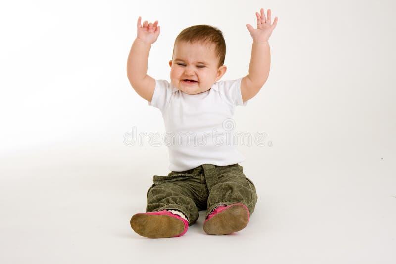 развевать младенца стоковые фотографии rf
