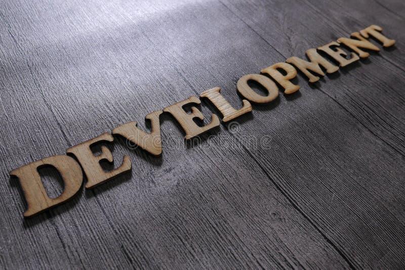 Развитие, мотивационные вдохновляющие цитаты стоковая фотография rf