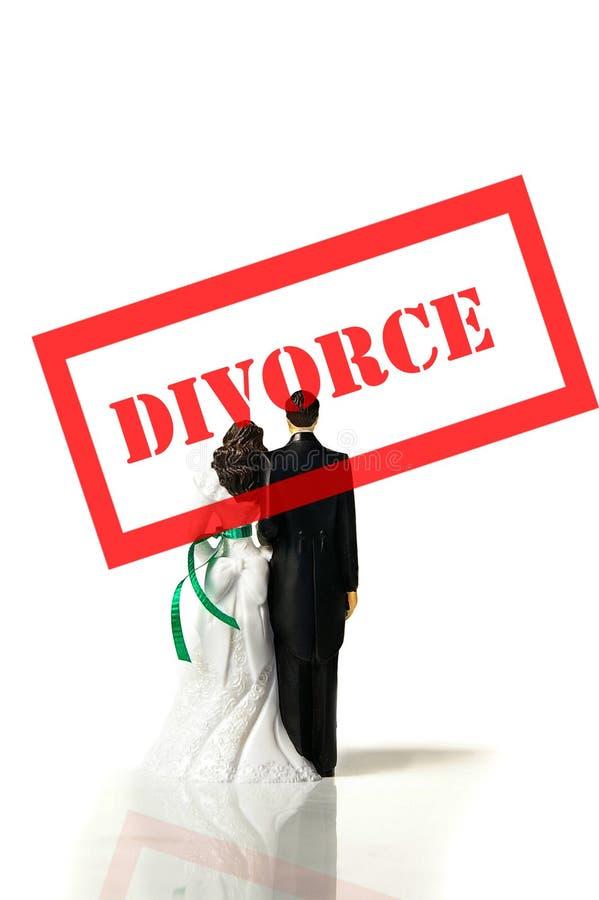 развод пар стоковое фото