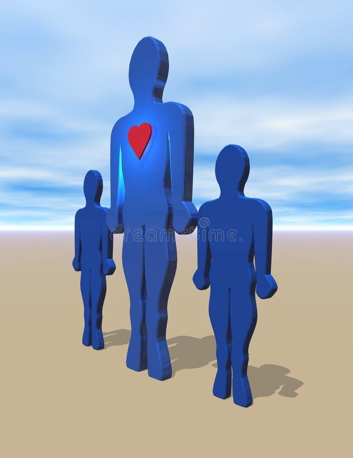 развод Стоковое Изображение
