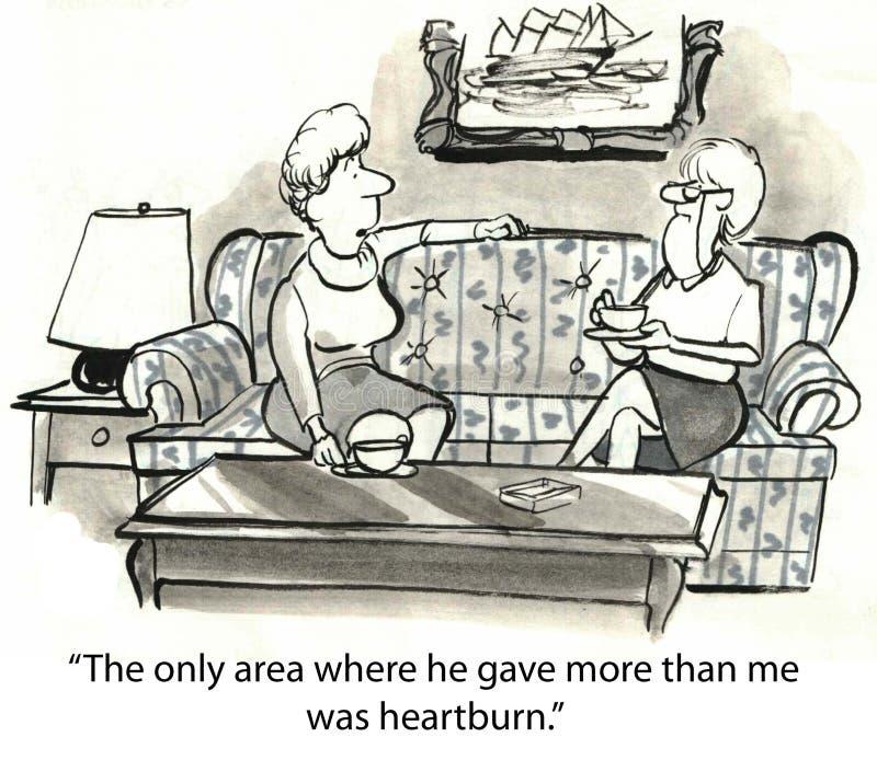 Развод бесплатная иллюстрация