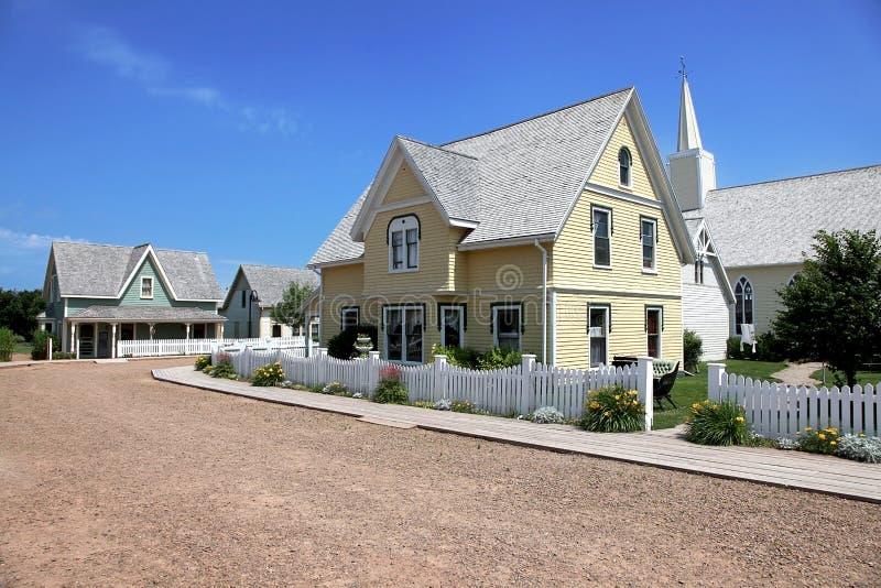 разделенная дом роскошная стоковая фотография