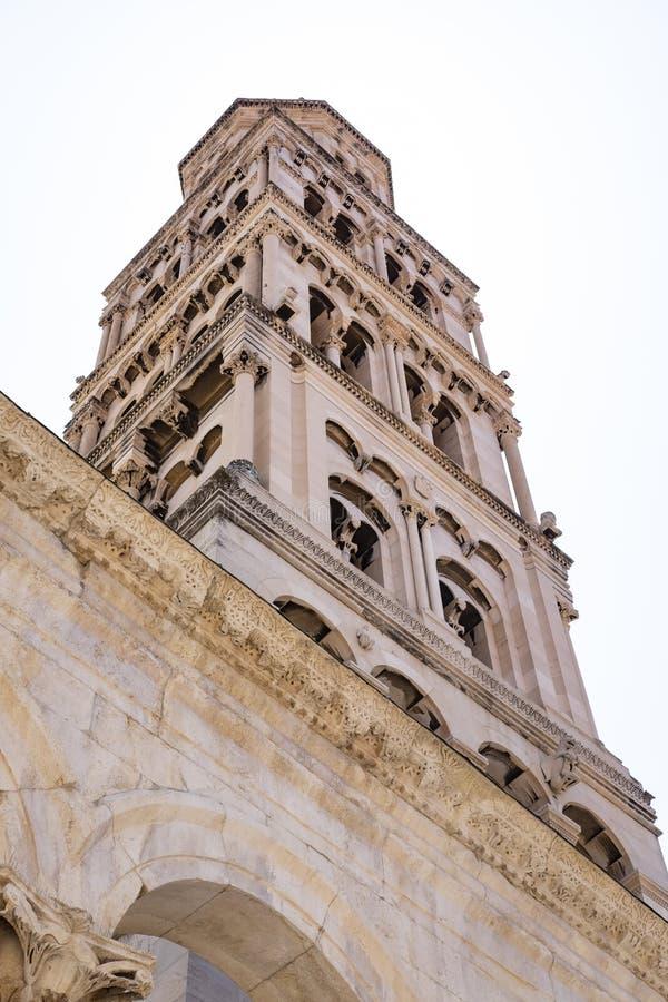 Разделите, Далмация, Хорватия стоковое изображение
