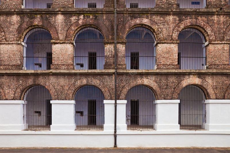 раздел порта тюрьмы blair стоковые фото
