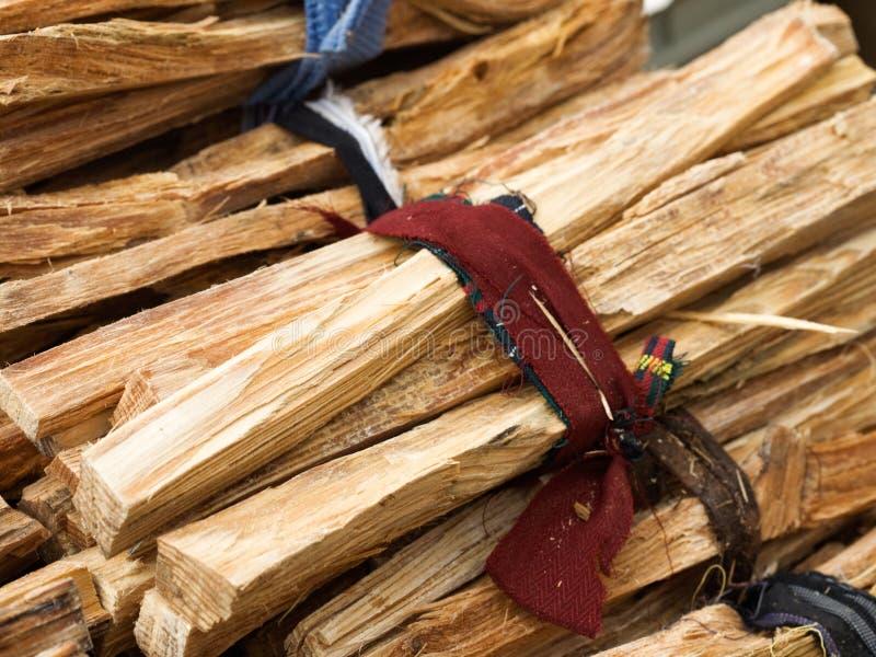Разжигать древесина стоковая фотография