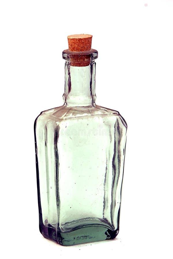 разливает старую по бутылкам стоковые изображения rf