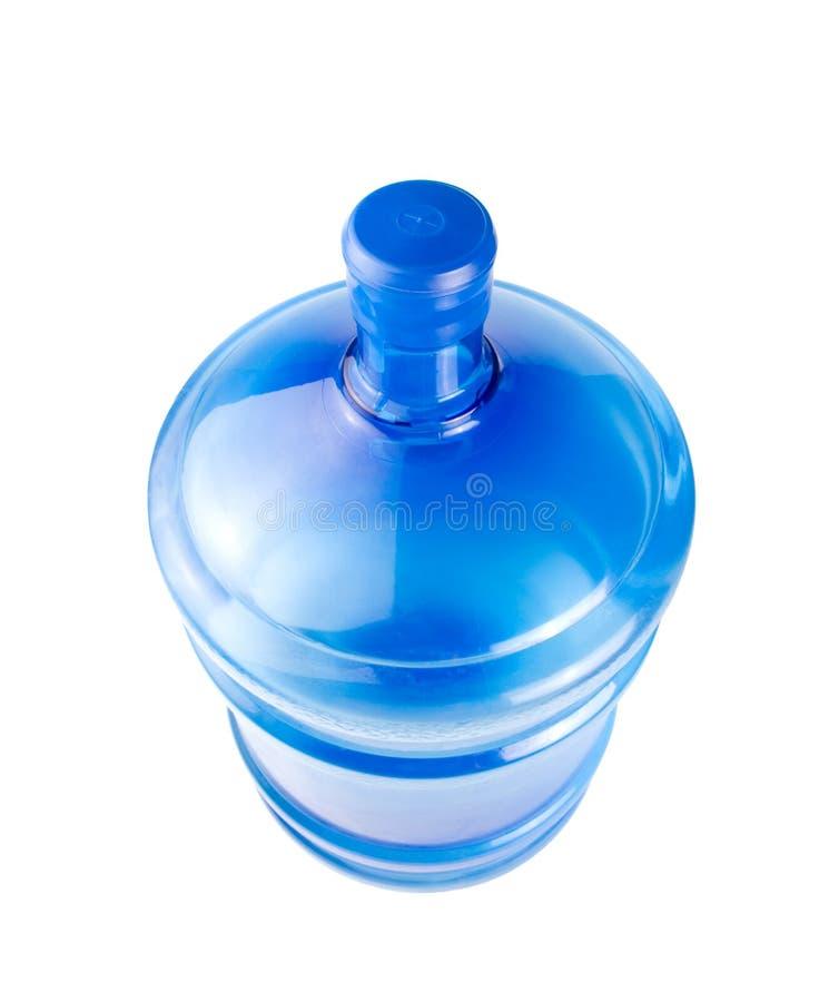 разлитая по бутылкам более холодная питьевая вода стоковое фото