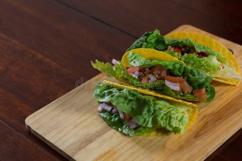 Различная мексиканская еда стоковое фото