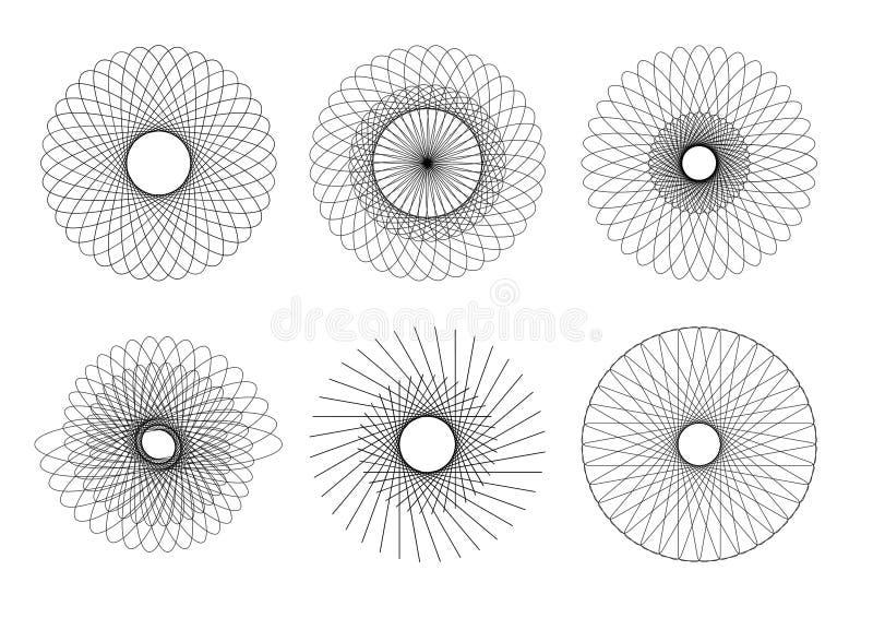 различные геометрические формы 6 бесплатная иллюстрация