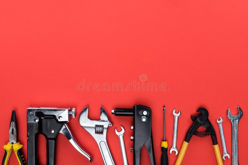 Различные инструменты reparement стоковые изображения rf