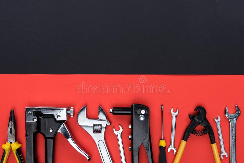 Различные инструменты reparement стоковые фотографии rf