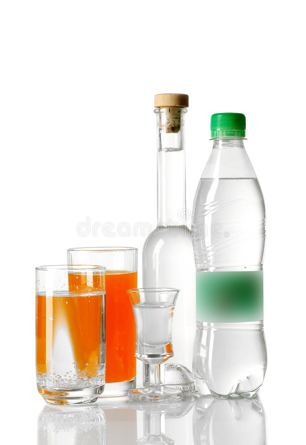 различные пить стоковые изображения