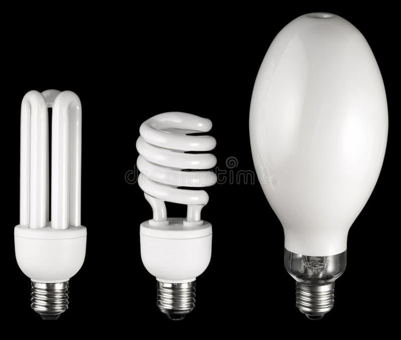 различные светильники стоковое фото rf