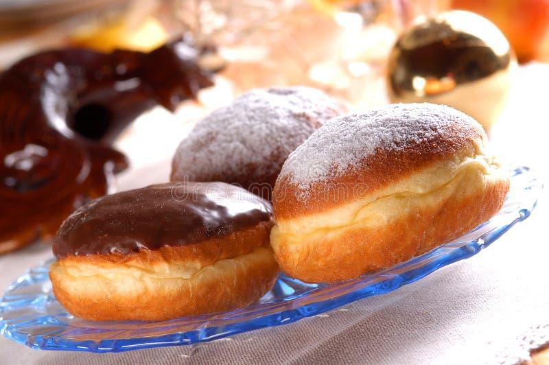 различные donuts стоковое фото