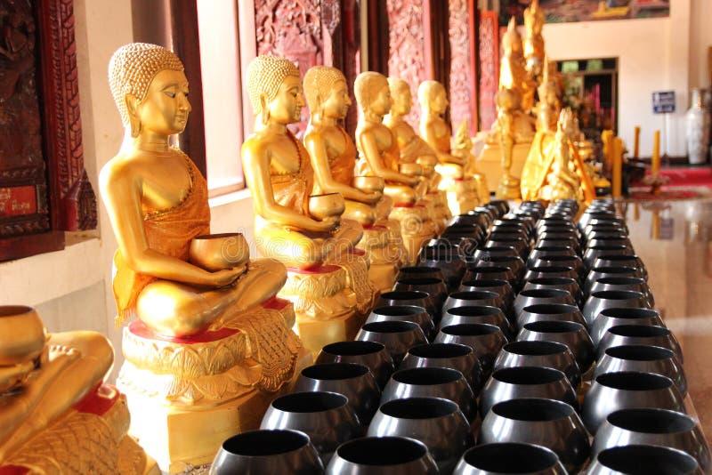Различный Будда стоковые изображения