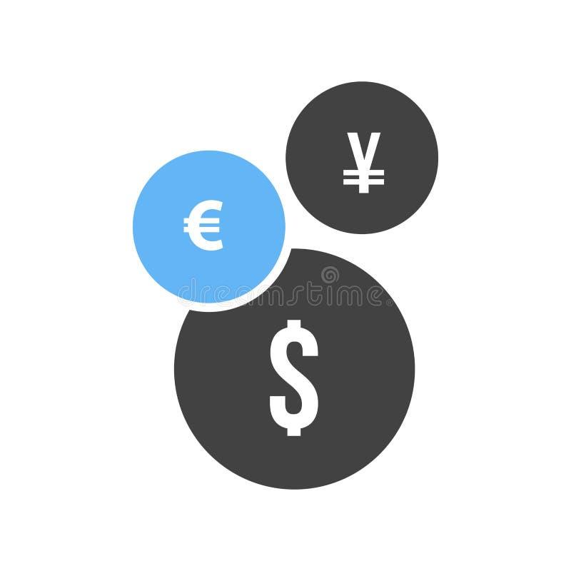 Различный значок валют бесплатная иллюстрация