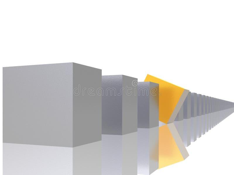 различный элемент иллюстрация штока