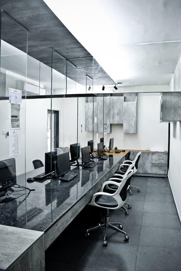 Размеры офиса стоковая фотография
