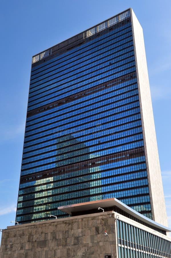 размещает штаб соединенные нации стоковое изображение