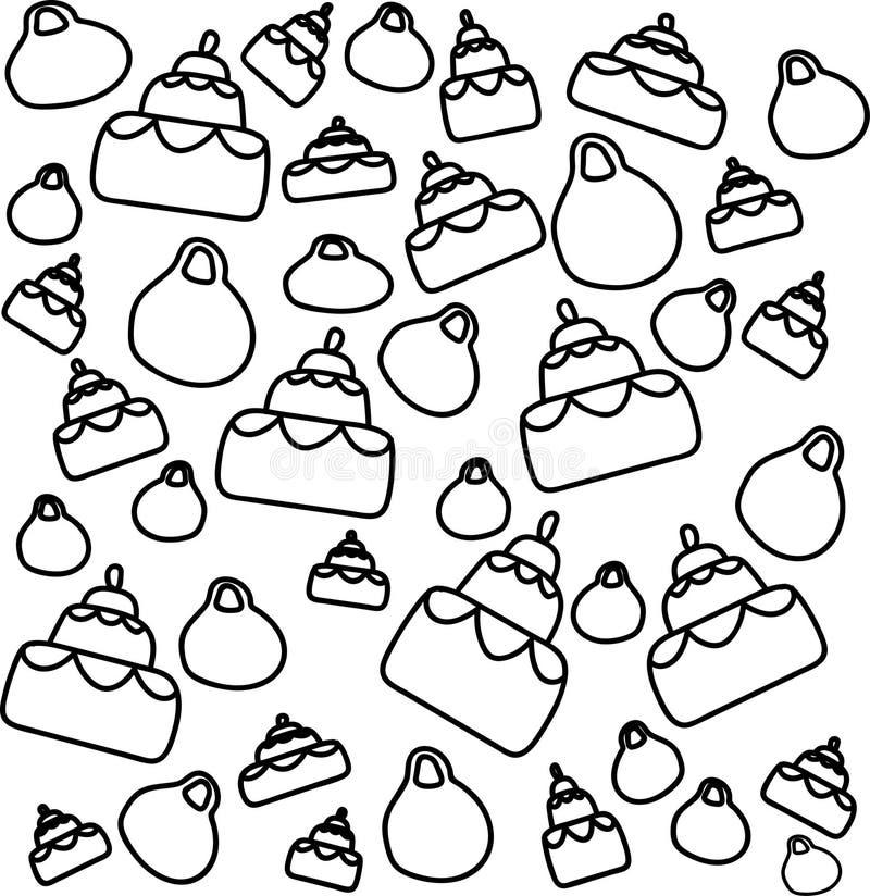 Разминка Kettlebell с тортами стоковые изображения rf