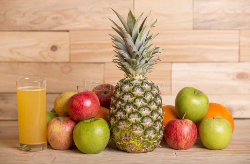 Разнообразие плодов стоковая фотография rf