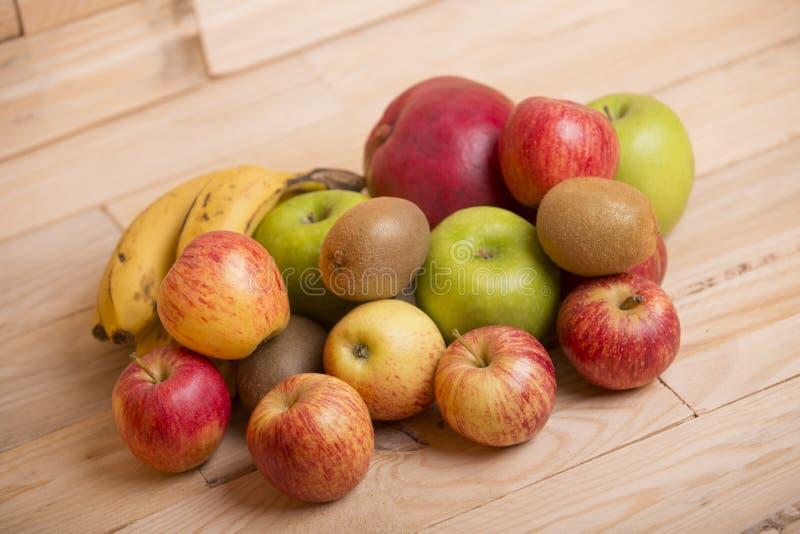 Разнообразие плодов стоковые фото