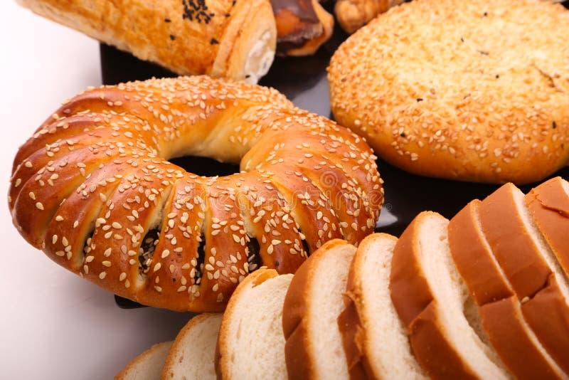 Разнообразие хлебопекарни стоковые фотографии rf