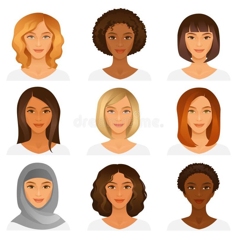 разнообразность иллюстрация штока