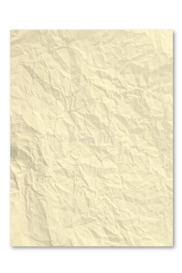 разрушенная бумага стоковое фото rf