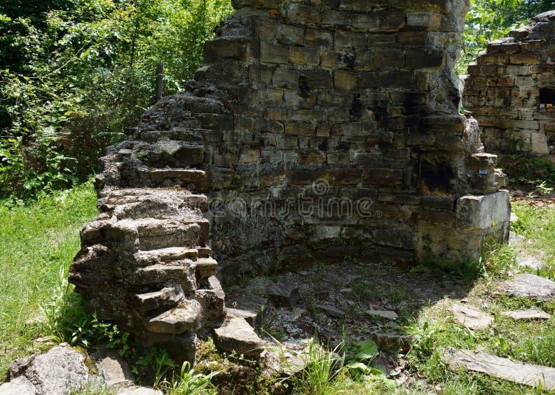 Download Разрушенная старая церковь стоковое изображение. изображение насчитывающей bridalveil - 40575905