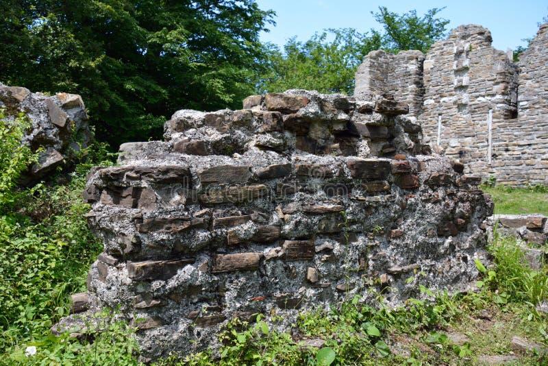 Download Разрушенная стена стоковое фото. изображение насчитывающей византийско - 40575756