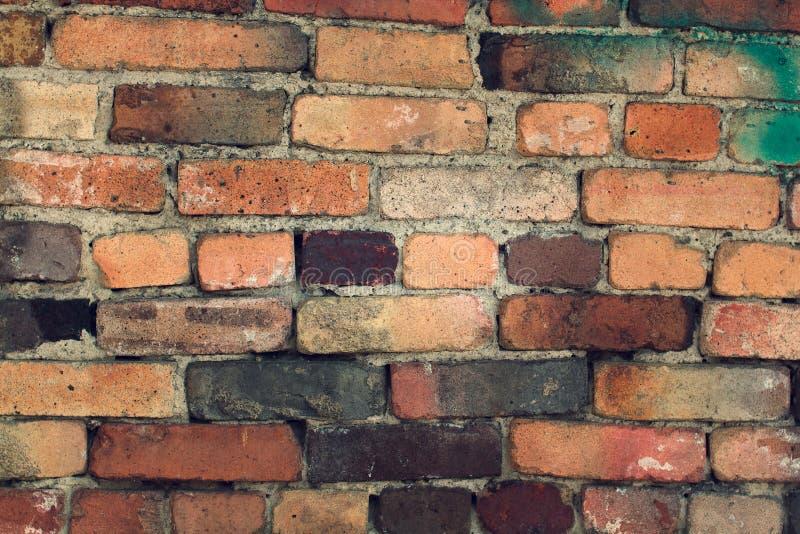 Разрушенная стена стоковое фото