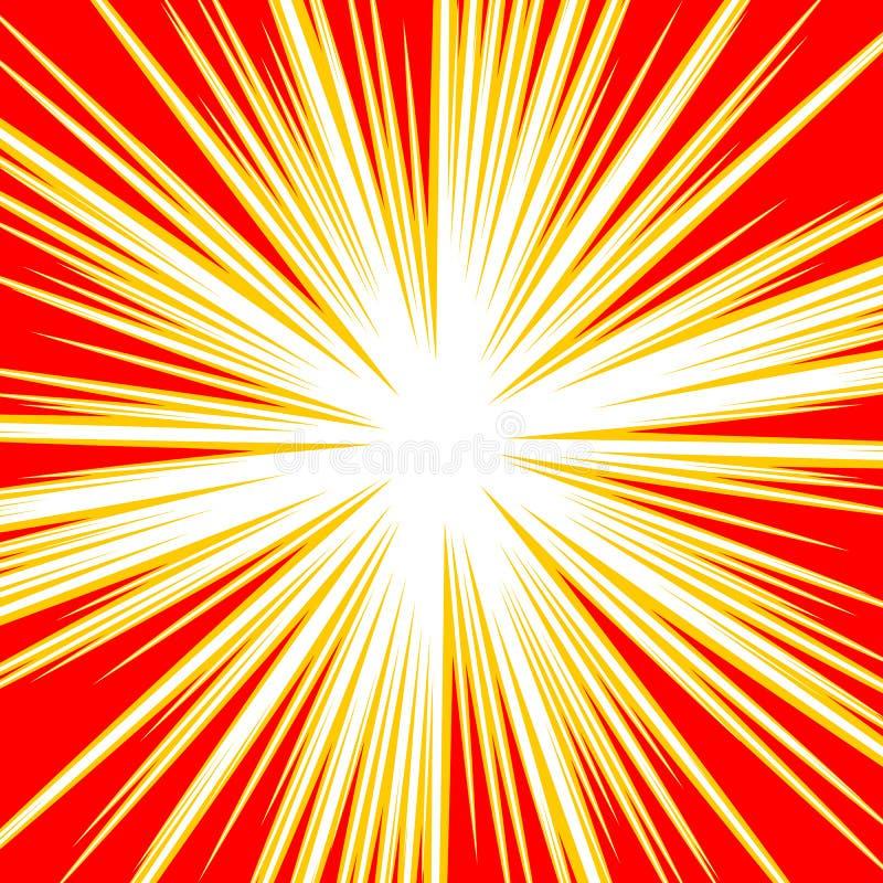 Download Разрывать Radial выравнивает влияние взрыва Dutone Starburst, Sunbur Иллюстрация вектора - иллюстрации насчитывающей пересекать, слепимость: 81806459