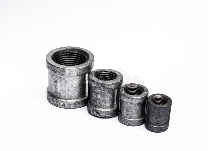 Download Различные штуцеры металла стоковое фото. изображение насчитывающей линия - 37931814