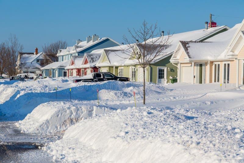 Район зимы стоковые фото
