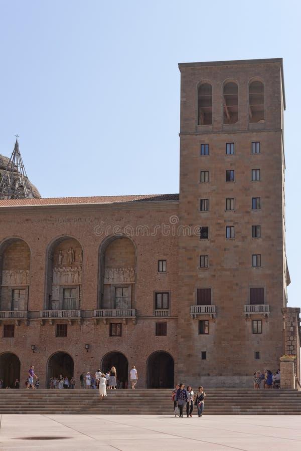 Download Район монастыря Santa Maria De Монтсеррата Редакционное Фото - изображение насчитывающей европа, santa: 81814896