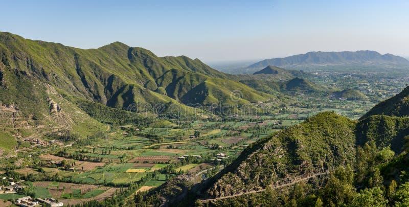 Район Malakand Сват, Kpk стоковые изображения rf