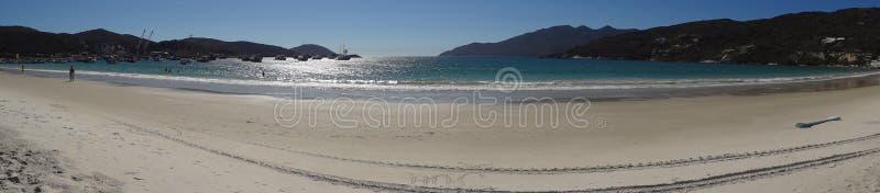 Рай Бразилии arraial делает cabo стоковое фото rf