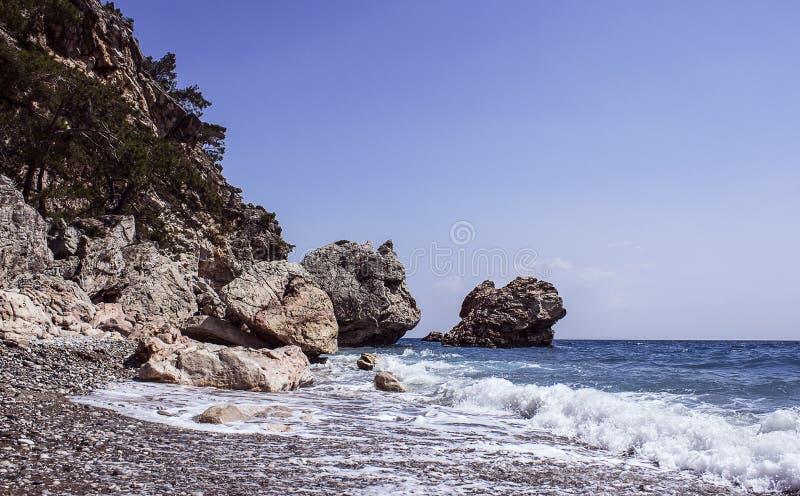 Рай в Beldibi стоковые изображения rf